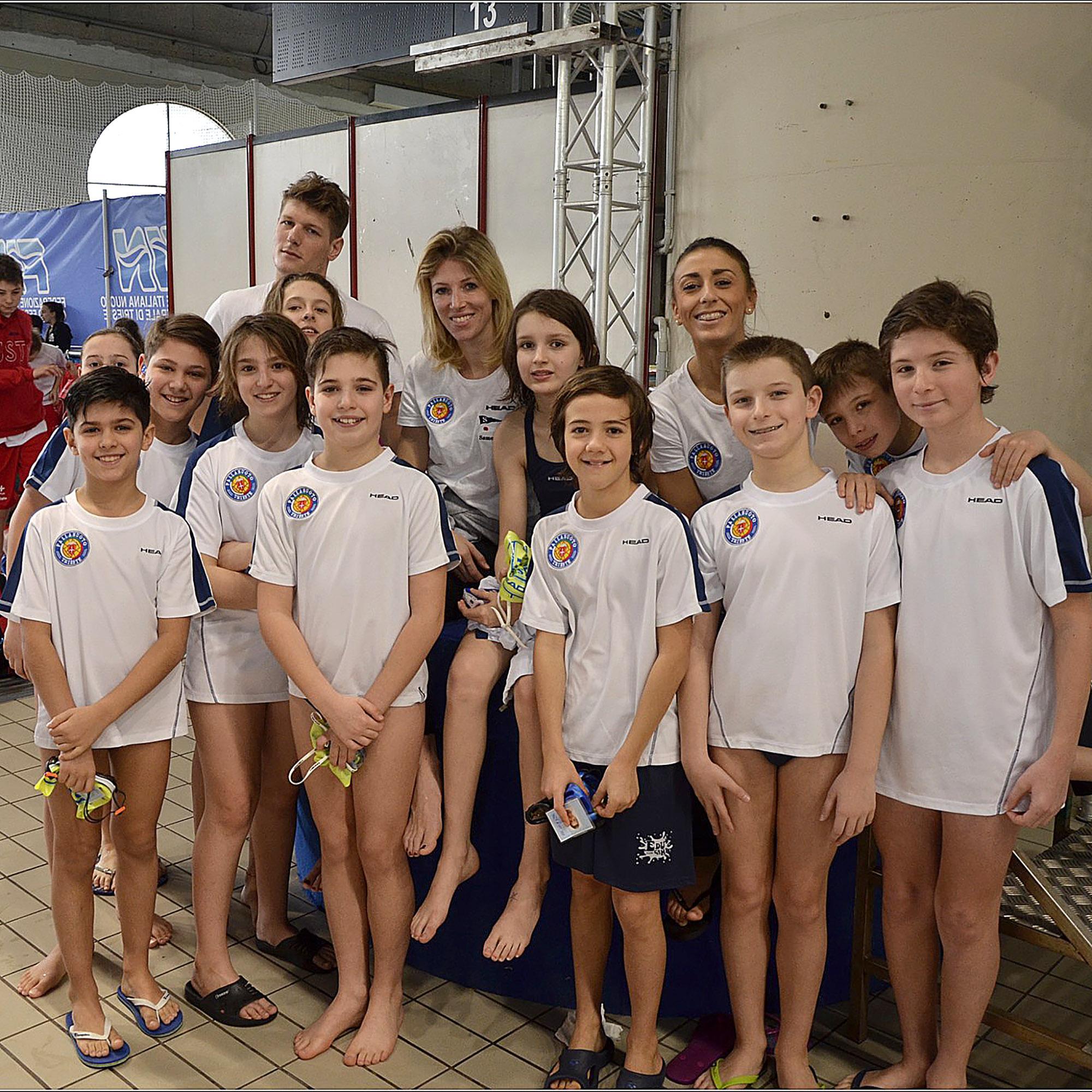 """Nuoto: finali invernali categoria Esordienti alla """"Bruno Bianchi"""", ottimi risultati per la squadra della Pallanuoto Trieste"""