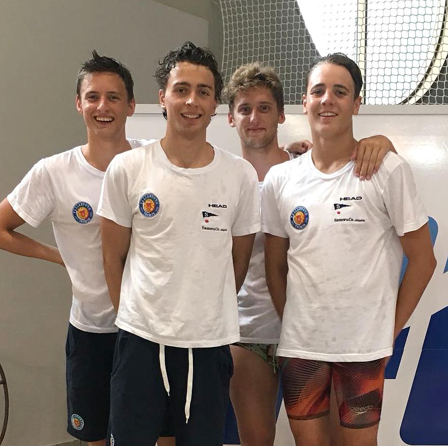 Finali Regionali Assoluti, trionfo della Pallanuoto Trieste. La squadra alabardata è la più forte del Friuli Venezia Giulia!