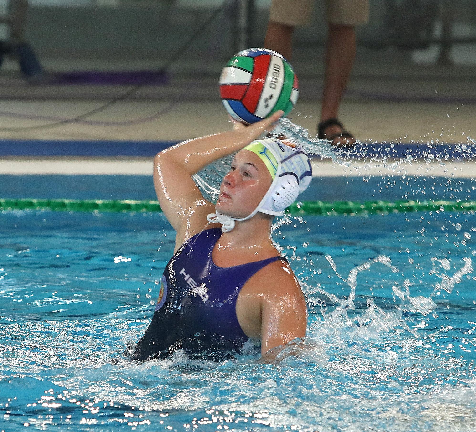 Under 15 femminile: finali scudetto, la Pallanuoto Trieste si arrende all'Orizzonte Catania (4-3) e chiude al quarto posto