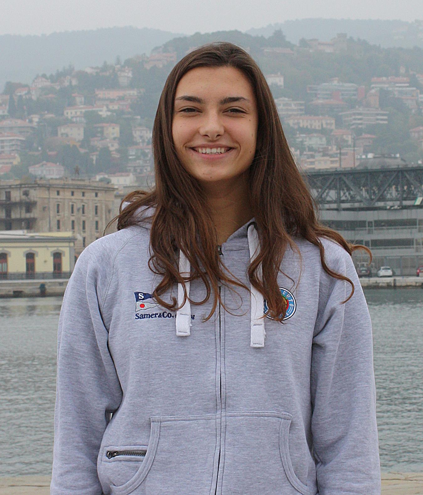 Settore giovanile: quattro orchette della Pallanuoto Trieste convocate per il raduno della nazionale nate nel 1999, 2000 e anni seguenti