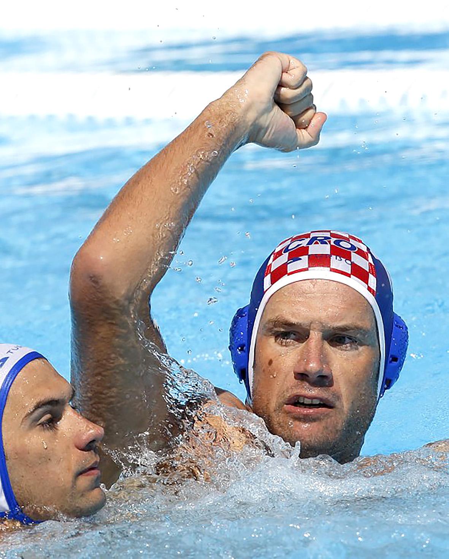 """Parla Igor Hinic, l'oro olimpico di Londra 2012. """"La Pallanuoto Trieste? Squadra interessante. La mia Croazia? E' un periodo difficile, a Rio sarà dura"""""""