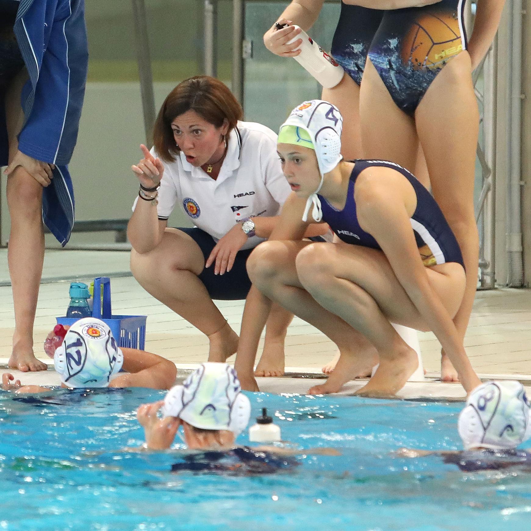 Under 17 femminile: finali scudetto, la Pallanuoto Trieste si arrende al Bogliasco (4-8). E' comunque medaglia d'argento!