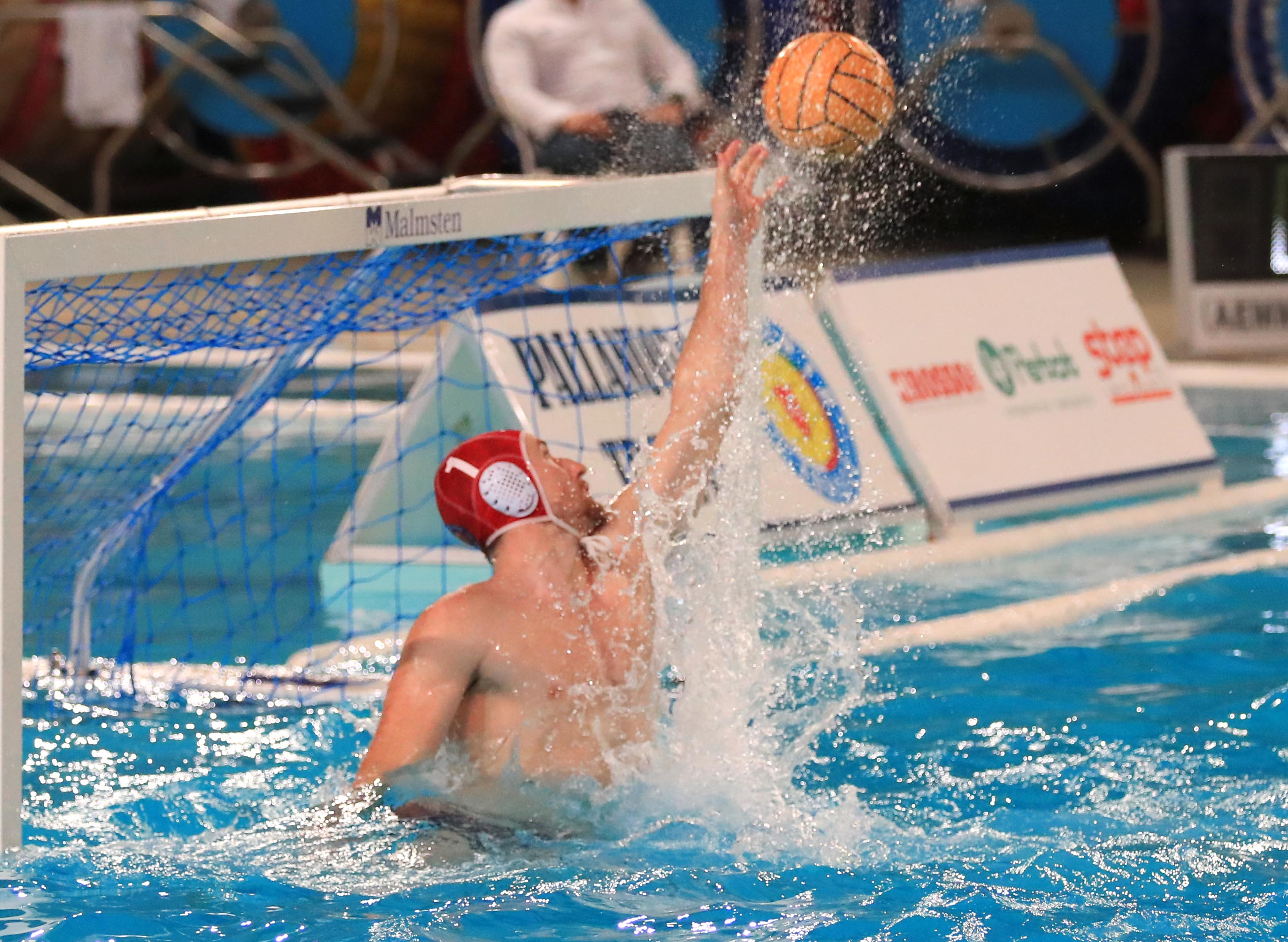 Terza gara di Coppa Italia, Trieste battuta anche dal Telimar (3-8)