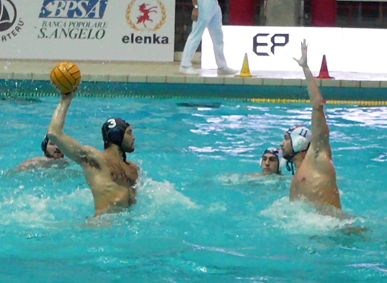 Colpo esterno a Palermo! La Pallanuoto Trieste passa sul campo del Telimar (13-15)
