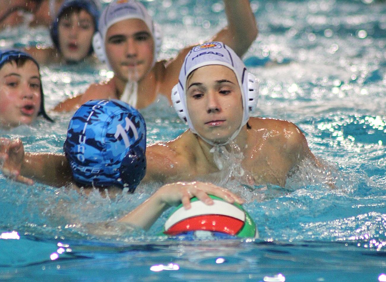 Settore giovanile: pari casalingo con il Plebiscito Padova per l'U17A, terza vittoria di fila per l'U15