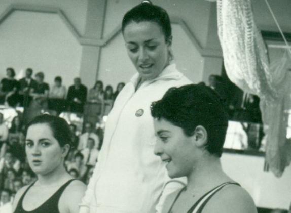 Scomparsa la campionessa Lalla Cecchi, il cordoglio della Pallanuoto Trieste