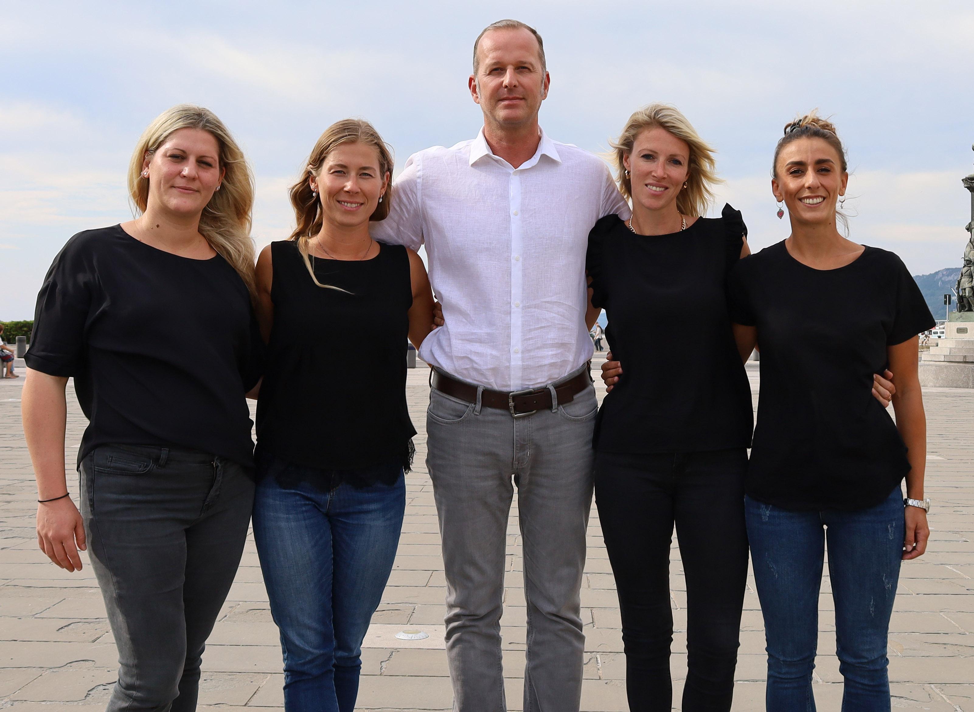 Rilancio del settore nuoto, Stefania Pirozzi nuova direttrice tecnica