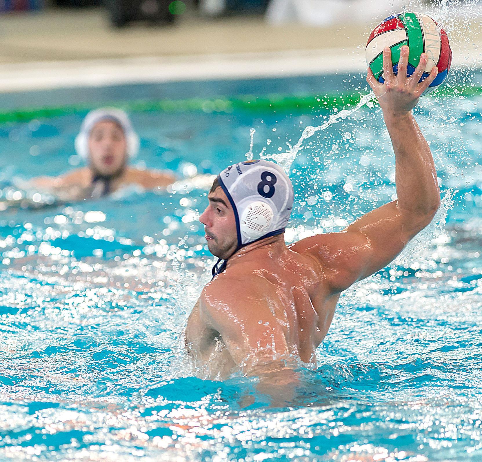 La Pallanuoto Trieste passa anche a Ostia, Lazio battuta in rimonta (6-7) nell'ultimo turno di campionato. Conquistato l'ottavo posto in classifica con il lusinghiero bottino di 35 punti