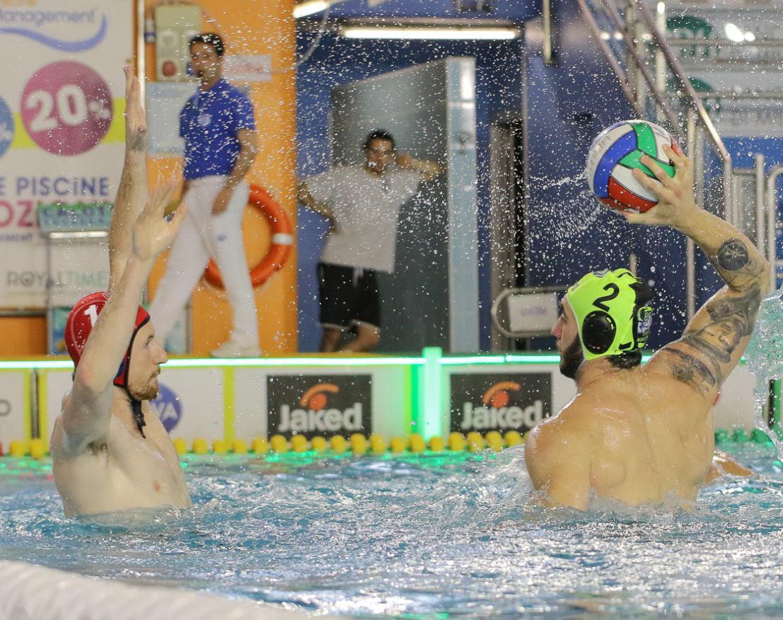 """Troppo forte lo Sport Management, Pallanuoto Trieste battuta (19-4) dalla terza forza del campionato. Andrea Brazzatti: """"Sconfitta che non ci cambia niente, lavoriamo in prospettiva play-out"""""""