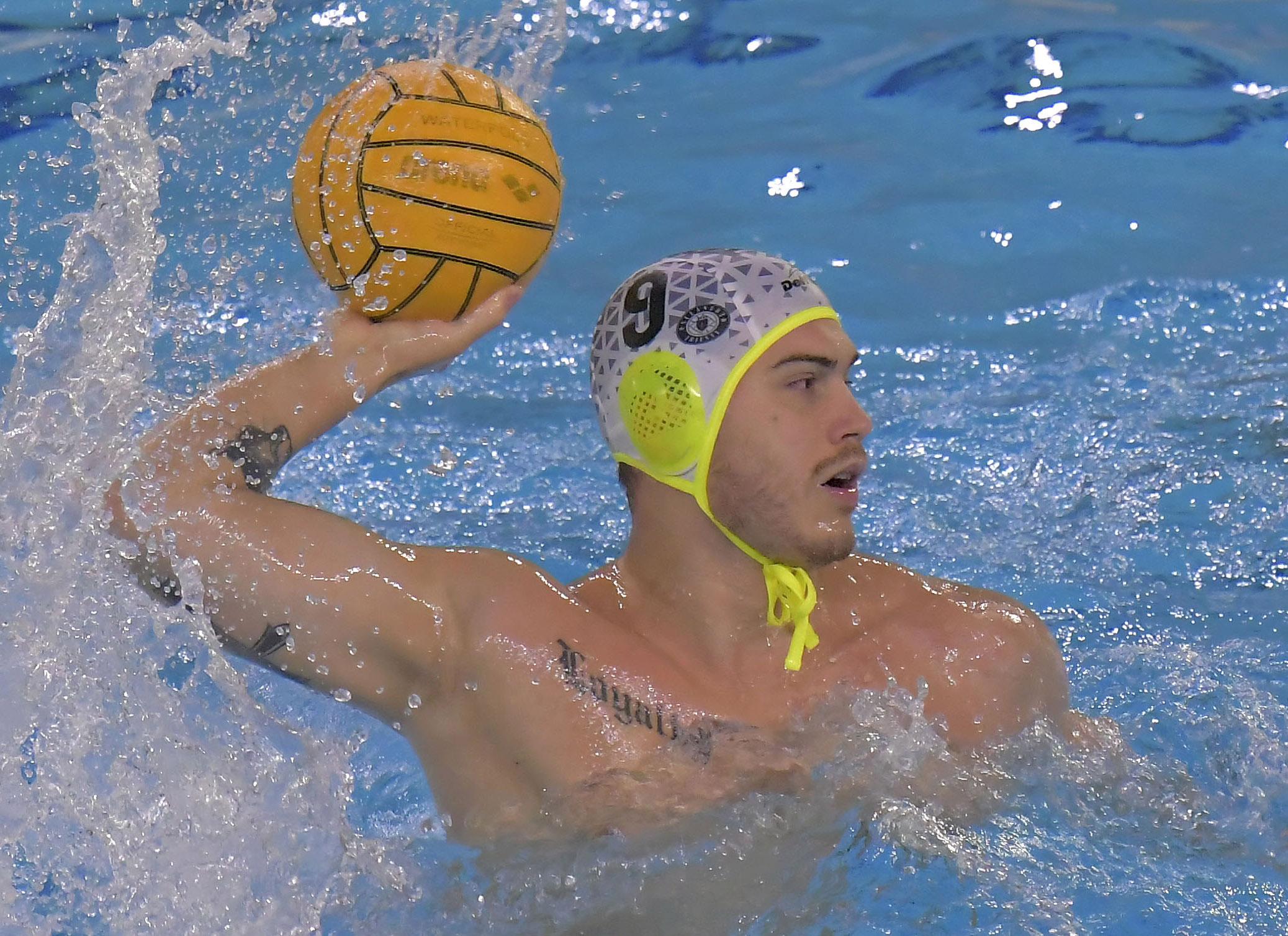 World League a Debrecen, nella Serbia chiamato Nemanja Vico