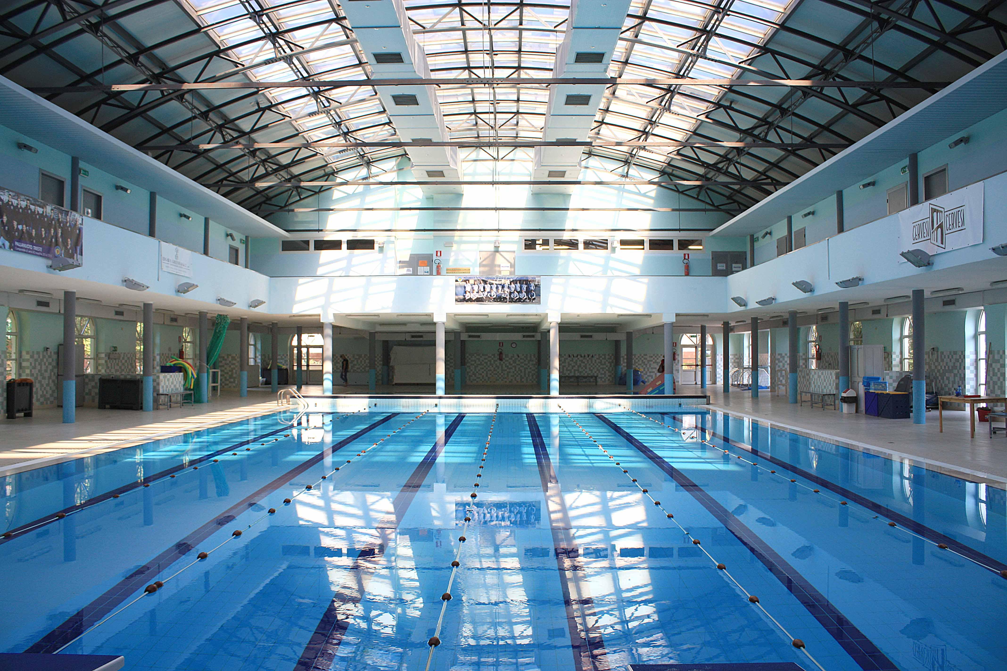 piscina di san giovanni danni causati dalla pioggia