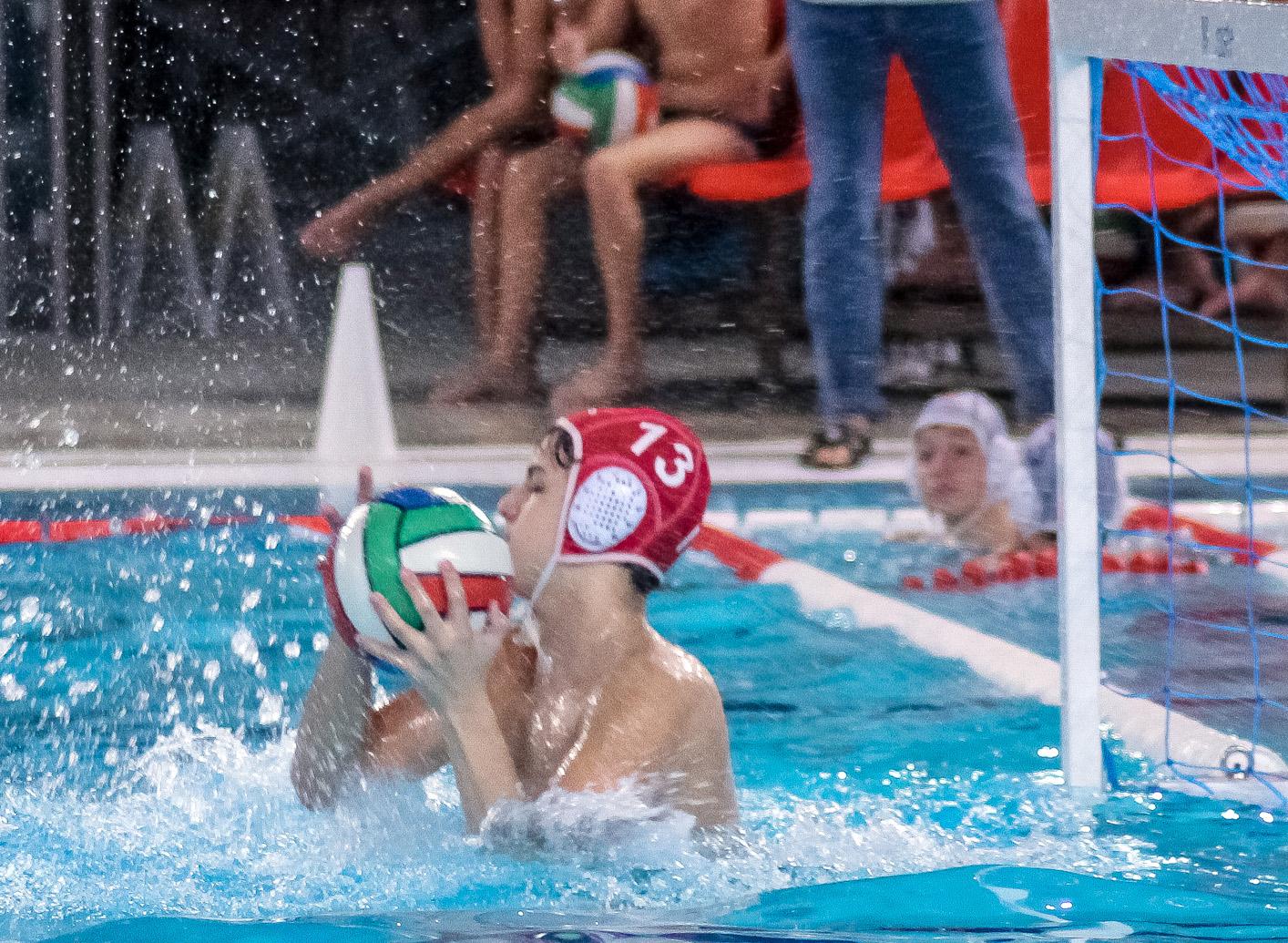 Under 15: la Pallanuoto Trieste batte il Vicenza, terzo successo di fila nel girone A del campionato Triveneto